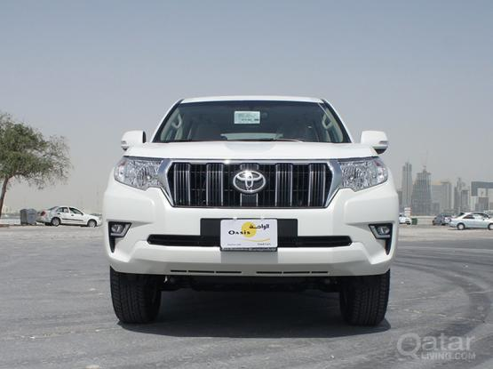 Toyota Prado TXL 2022