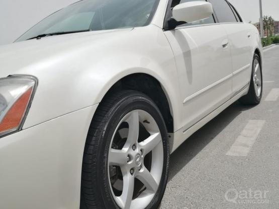 Nissan Altima 3.5 SE 2007
