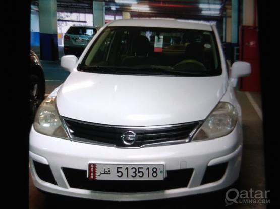 Nissan Tiida 1.6L