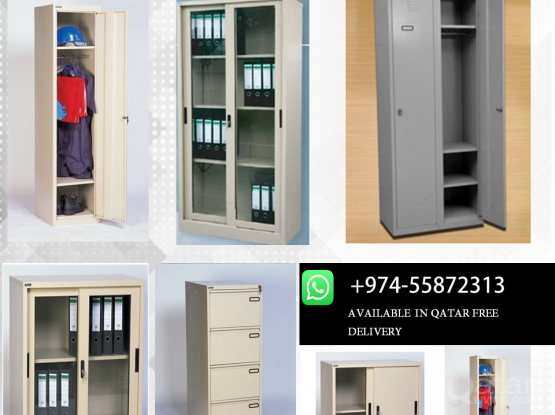 Lockers and Cabinets - Free Delivery