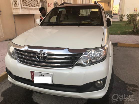 Toyota Fortuner Standard