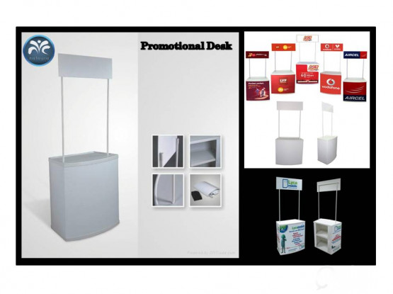 Promotional Desk QAR 499 (Brand New)