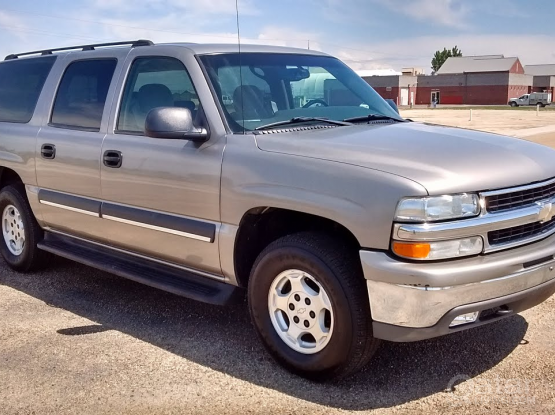 Chevrolet Suburban Standard