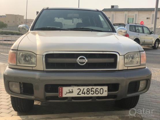 Nissan Pathfinder Standard