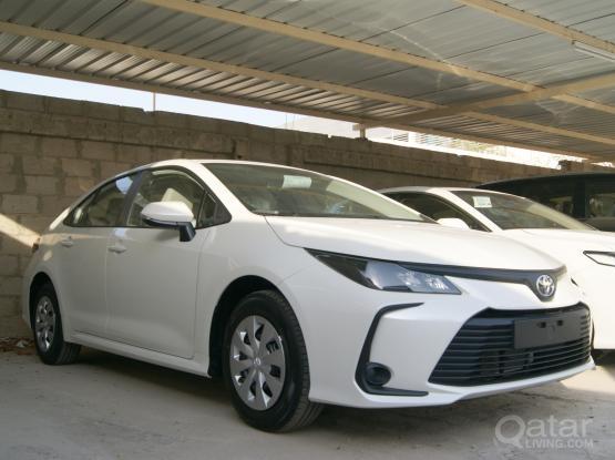 Toyota Corolla XLI 2021