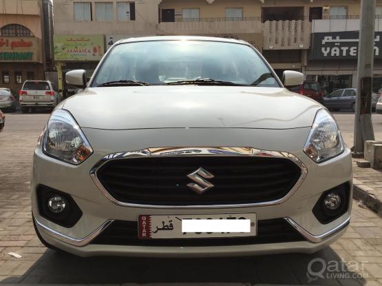 Suzuki Dzire monthly rate 49 QRS