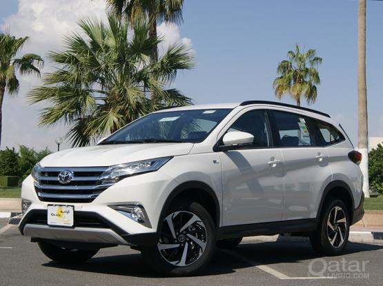 Toyota Rush 2022
