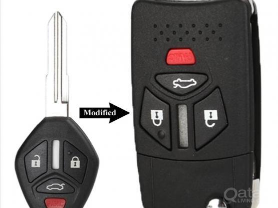 Mitsubishi remote Flip  cover