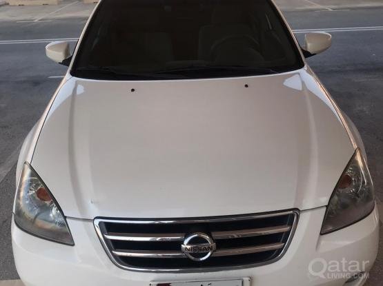 Nissan Altima Standard 2007