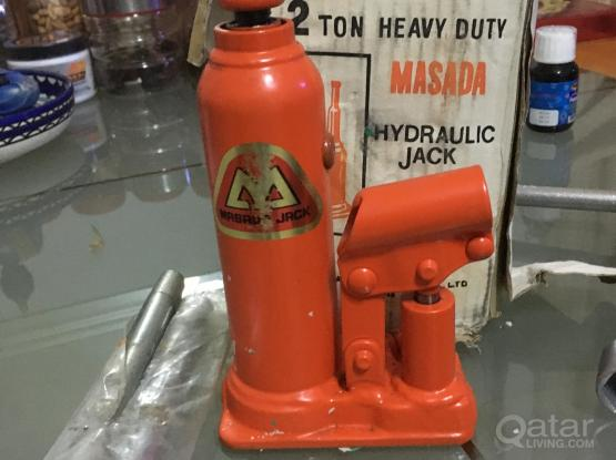 2 Ton hydraulic Heavy Duty Jack for sale