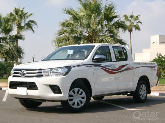 Toyota Hilux Standard 2021