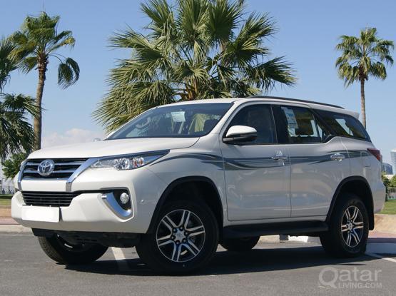 Toyota Fortuner Standard 2020
