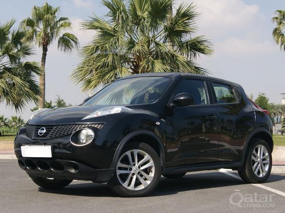 Nissan Juke Standard 2015
