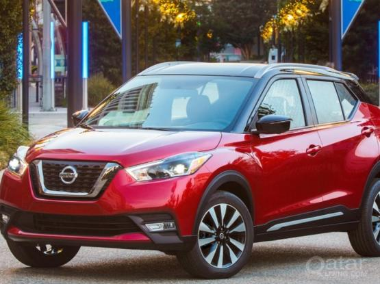 Nissan kicks 2020 model brand new available for rent