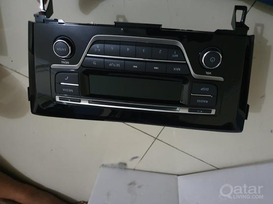 x trial 2015 car audio setup with usb
