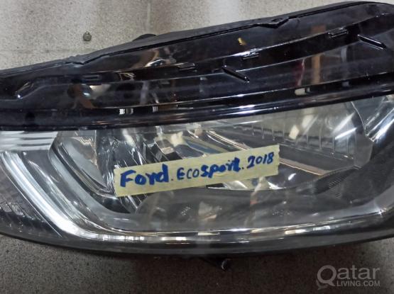 Ford Ecosport Head Light