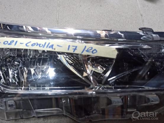 Toyota Corolla Head Light -Model 2017-20