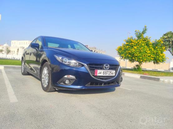 MAZDA 3 - AVAILABLE FOR RENT @ GOOD PRICE