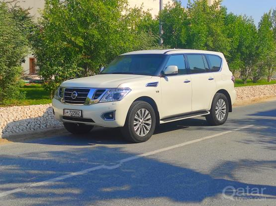 NISSAN PATROL - AVAILABLE FOR RENT