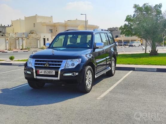 PAJERO GOLDEN EDITION- 3.8 L - AVAILABLE FOR RENT