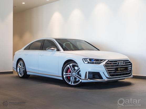 Audi S 8