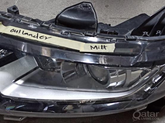 Mitsubishi Outlander Head Light