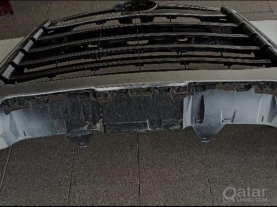Lexus Lx570 Bumper