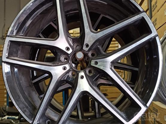Mercedez Benz Alloy wheel