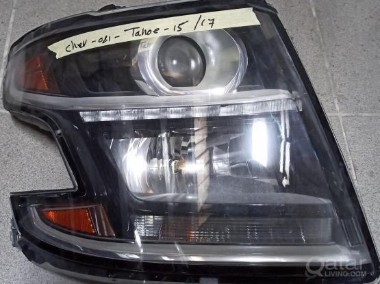 Chevrolet Tahoe Head Light