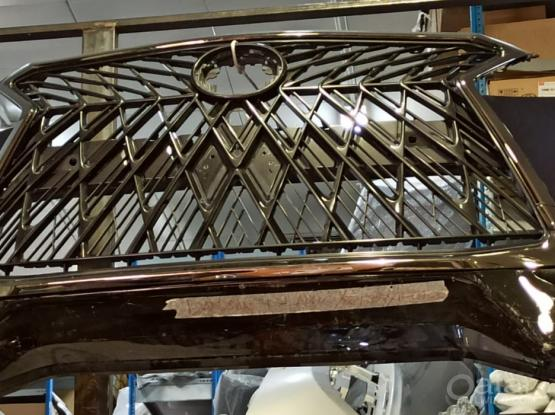 Lexus Lx570 Front Bumper