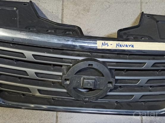 Nissan Navara Front Grill