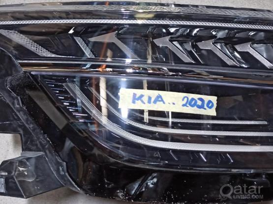 Kia Sportage Head Light
