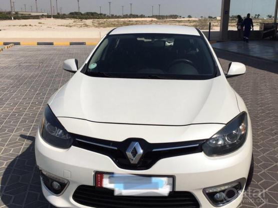 Renault Fluence 2015