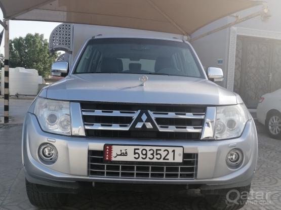 Mitsubishi Pajero 3.8L