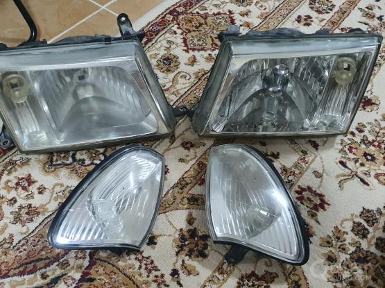 Land Cruiser 2000-2002 Headlights for Free