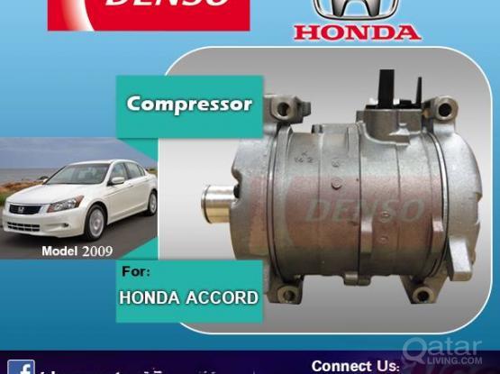 Honda Accord Compressor