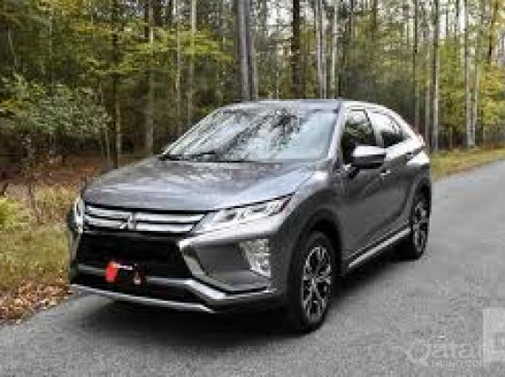 ECLIPSE CROSS FULL OPTIONS FOR RENT - NEW
