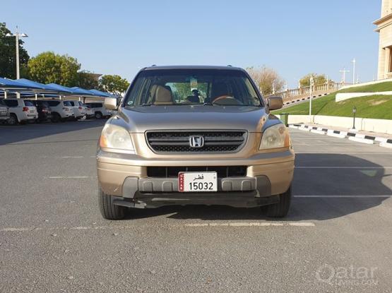Honda MR-V 2004