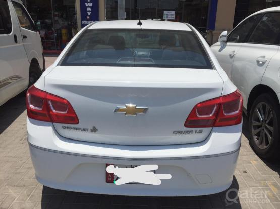 GOOD CONDITION/LOW MILEAGE CHEVROLET CRUZE 2017 FOR SALE ,CONTRACT 33640652