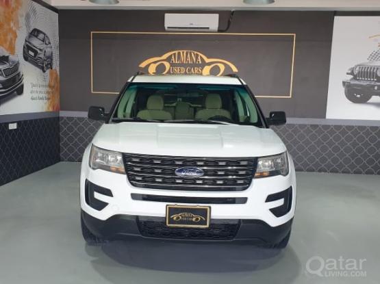 Ford Explorer Standard