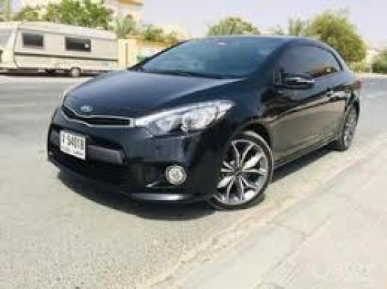 BIG OFFER FOR KIA CERATO 2017 ONLY 1500 QAR ON MONTHLY ,CALL US :- 50399150/33131241