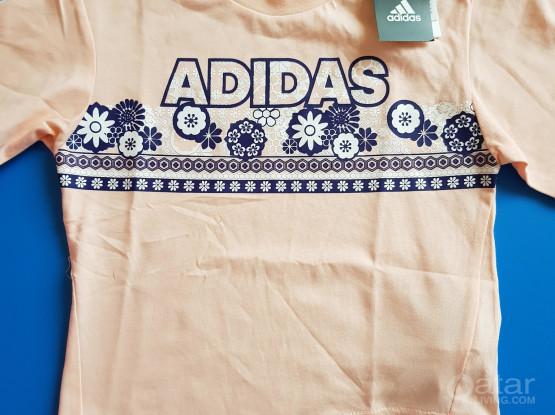 New Adidas T-Shirt Clothes (Girls)