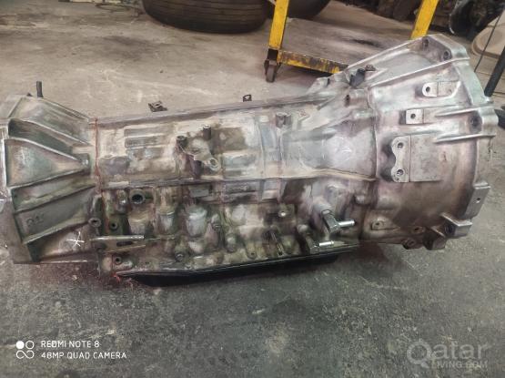 Land cruiser V6 rebuilt gearbox