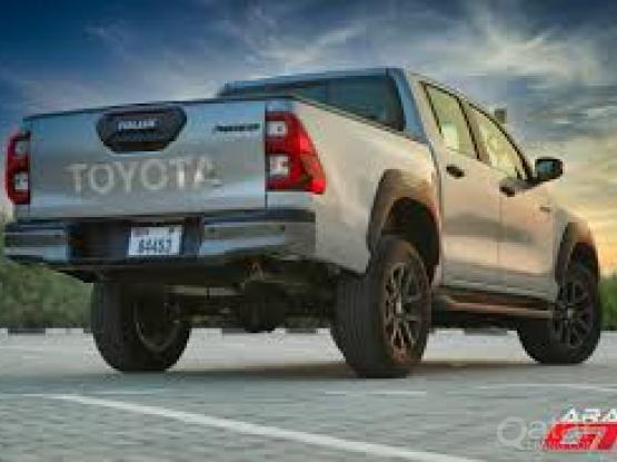 NEW TOYATA HILUX (DOUBLE CABIENT )2021 MODEL AVAILABLE FOR RENT ,CALL/WHATSAPP 50399150/33640652