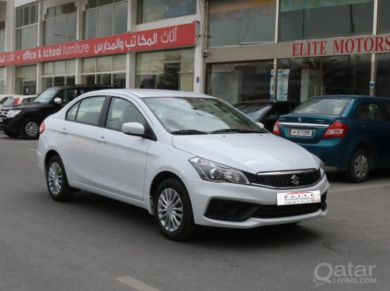 Rent a car for monthly   Suzuki Ciaz  ---