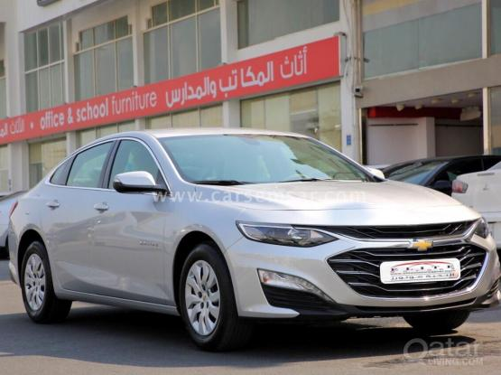 Rent a car for monthly  CHEVROLET  MALIBU --.