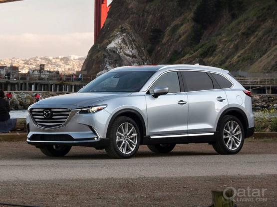 Mazda CX-9 2020 for rent