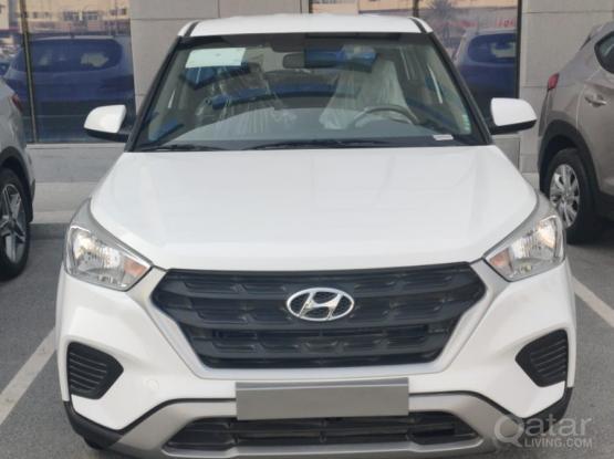 Hyundai CREATA for Rent