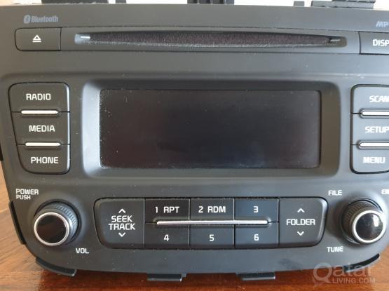 Radio for Kia Sorento
