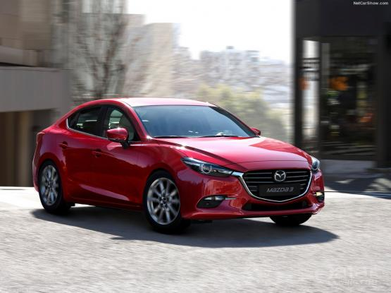 Mazda 3 for rent